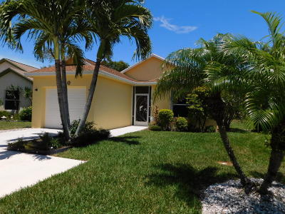Hobe Sound Single Family Home For Sale: 8000 SE Sugar Pines Way
