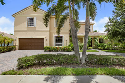 Lake Worth Single Family Home For Sale: 9449 Savannah Estates Drive