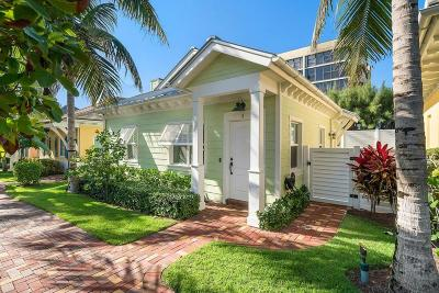 Palm Beach County Rental For Rent: 2225 S Ocean Boulevard #5