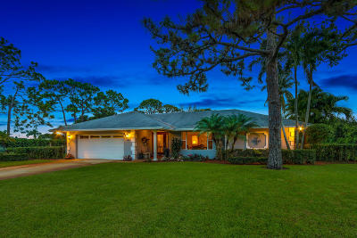 Delray Beach Single Family Home For Sale: 3894 Evans Road