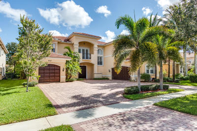 Boynton Beach Single Family Home For Sale: 8727 Thornbrook Terrace Point