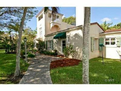 Delray Beach Single Family Home For Sale: 302 SW 1st Avenue