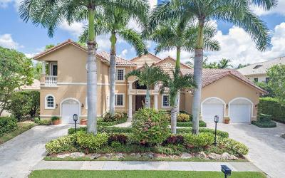 Boca Raton Single Family Home For Sale: 7355 Mandarin Drive