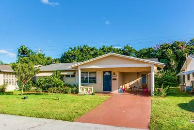 Tamarac Single Family Home For Sale: 7108 NW 57th Court