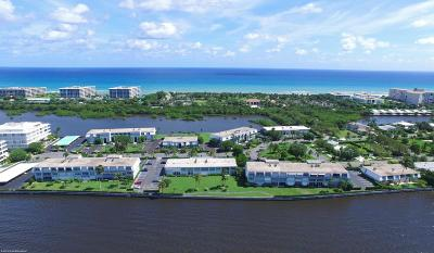 Palm Beach Condo For Sale: 2170 Ibis Isle Road #2