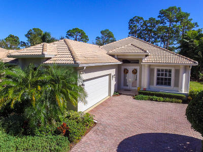 Port Saint Lucie Single Family Home For Sale: 8438 Belfry Place