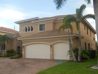 Boynton Beach Single Family Home For Sale: 6681 Cobia Circle S