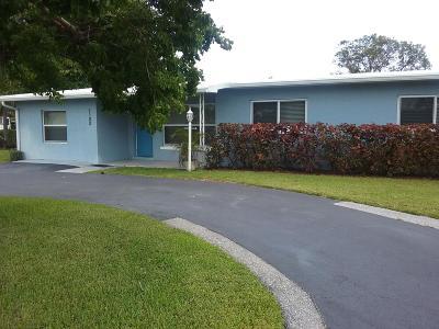Lake Clarke Shores Single Family Home For Sale: 7100 Clarke Road