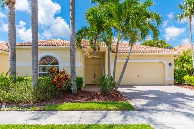 Delray Beach Single Family Home For Sale: 5056 Ventura Drive
