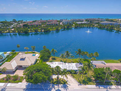 Juno Beach Single Family Home For Sale: 140 Ocean Drive