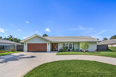 Boca Raton Single Family Home Contingent: 1031 NW 4th Street