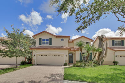 Palm Beach Gardens FL Single Family Home Contingent: $385,000