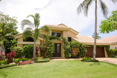 Boca Raton Single Family Home Contingent: 2641 NW 48th Street