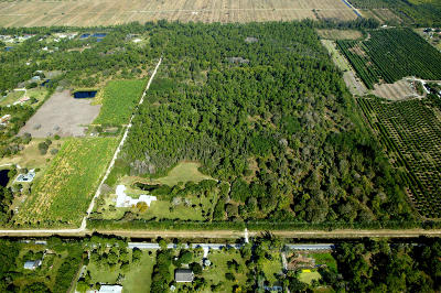 Palm Beach County Residential Lots & Land For Sale: 000 Road