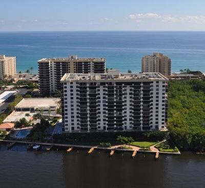 Coronado At Highland Beach Condo Condo For Sale: 3400 S Ocean Boulevard #9k