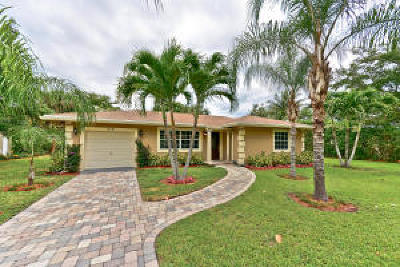 Delray Beach Single Family Home For Sale: 315 NW 16th Street