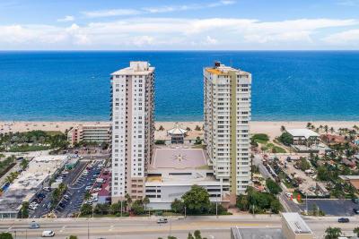 Pompano Beach Condo For Sale: 111 Briny Avenue #Ph-3