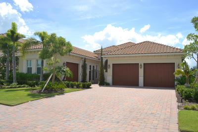 Port Saint Lucie Single Family Home For Sale: 125 SE San Priverno