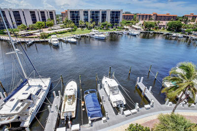 Yacht & Racquet Club Of Boca Raton, Yacht & Racquet Club Of Boca Raton Condo Condo For Sale: 2687 Ocean Boulevard #G608