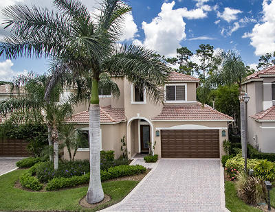 West Palm Beach Single Family Home For Sale: 10656 Grande Boulevard