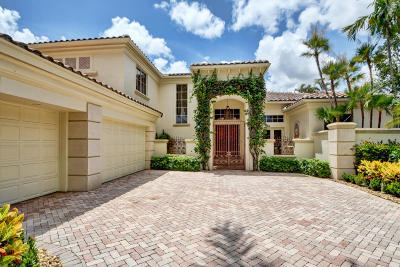 Delray Beach Single Family Home For Sale: 16314 Mirasol Way