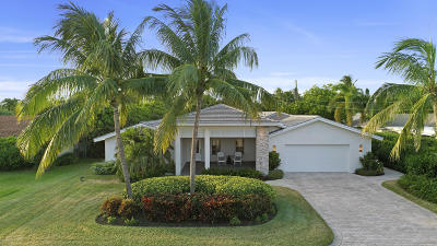 Broward County, Palm Beach County Single Family Home For Sale: 783 Valencia Drive