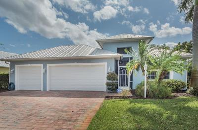 Vero Beach Single Family Home For Sale: 1109 4th Lane SW