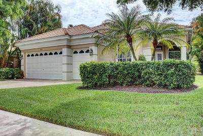 Delray Beach Single Family Home For Sale: 16058 Via Monteverde