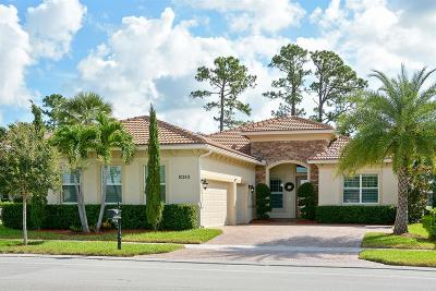 Port Saint Lucie Single Family Home For Sale: 10353 SW Visconti Way