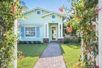 Delray Beach Single Family Home For Sale: 520 NE 3rd Avenue