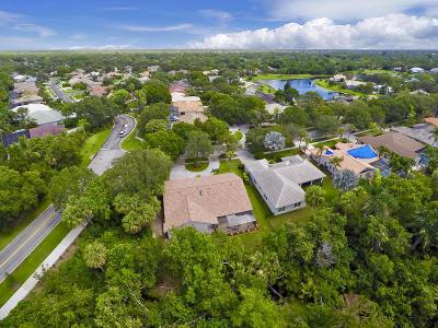 Jupiter Single Family Home For Sale: 6490 Longleaf Pine Drive