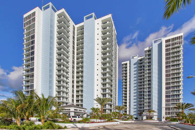 North Palm Beach Condo For Sale: 1 Water Club Way #1203