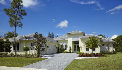 West Palm Beach Single Family Home For Sale: 6081 Wildcat Run