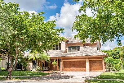 Boca Raton Single Family Home For Sale: 4635 NW 26th Avenue