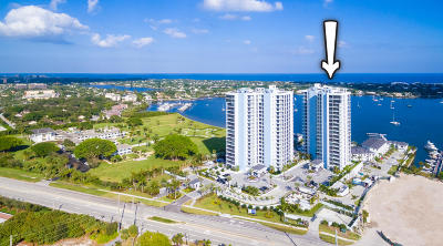 North Palm Beach Condo For Sale: 2 Water Club Way #2001