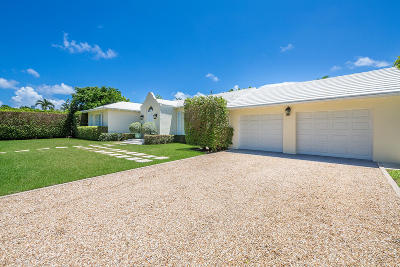 Palm Beach Single Family Home For Sale: 234 Merrain Road