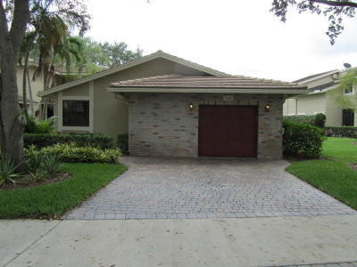 Deerfield Beach Single Family Home For Sale: 3332 Lake Shore Drive