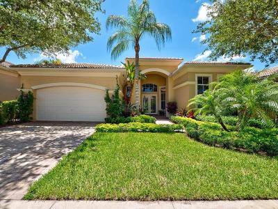 Palm Beach Gardens Single Family Home For Sale: 326 Vizcaya Drive