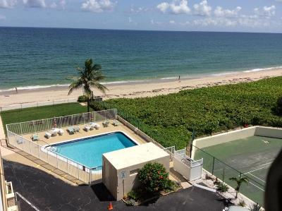 Palm Beach Rental Leased: 3030 S Ocean Boulevard #545