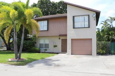 Jupiter Single Family Home For Sale: 17384 Sentimental Journey