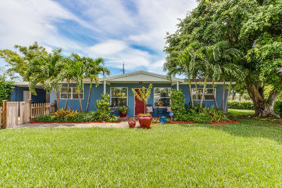 Deerfield Beach Single Family Home For Sale: 4000 NW 3rd Way