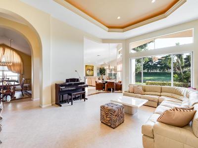 Boynton Beach Single Family Home For Sale: 6854 Fiji Circle