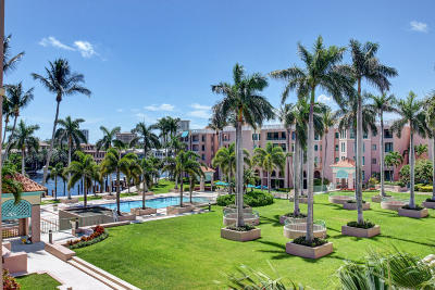 Mizner Court, Mizner Court Cond I, Mizner Court Condo, Mizner Court Condominium Condo For Sale: 100 SE 5th Avenue #411