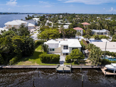 Lake Worth Single Family Home For Sale: 4 Harvard Drive