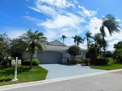 Delray Beach Single Family Home For Sale: 7948 Glen Garry Lane
