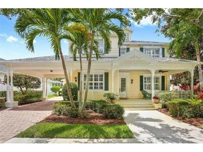 Jupiter Single Family Home Contingent: 253 Marlberry Circle