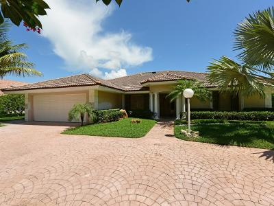 Palm Beach Gardens FL Single Family Home For Sale: $1,039,000