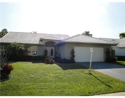 Delray Beach Single Family Home For Sale: 4572 White Cedar Lane