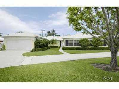 Palm Beach County Rental For Rent: 733 Seagate Drive