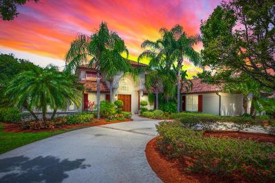 Port Saint Lucie Single Family Home For Sale: 12203 SE Riverbend Court